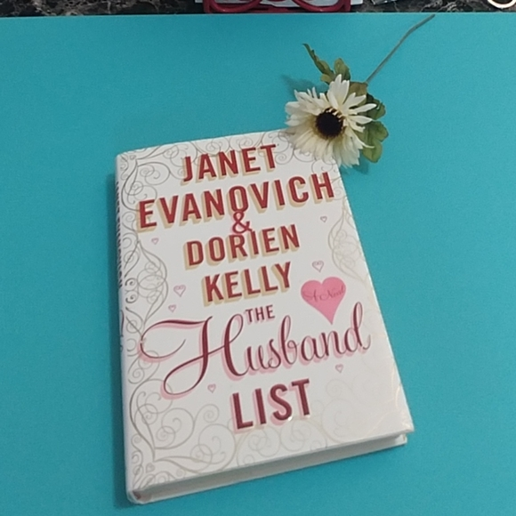 Other - The Husband List Book